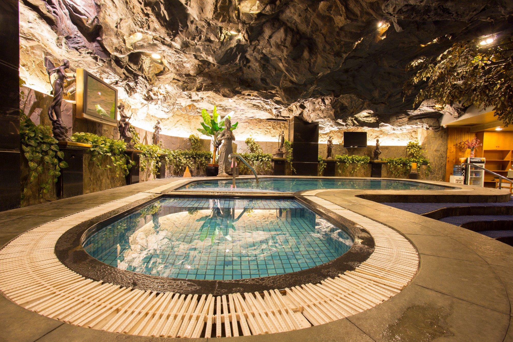 クラシック ホテルの風呂